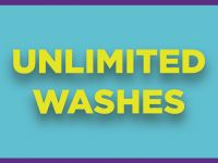 Car Wash Package - Unlimited Washes